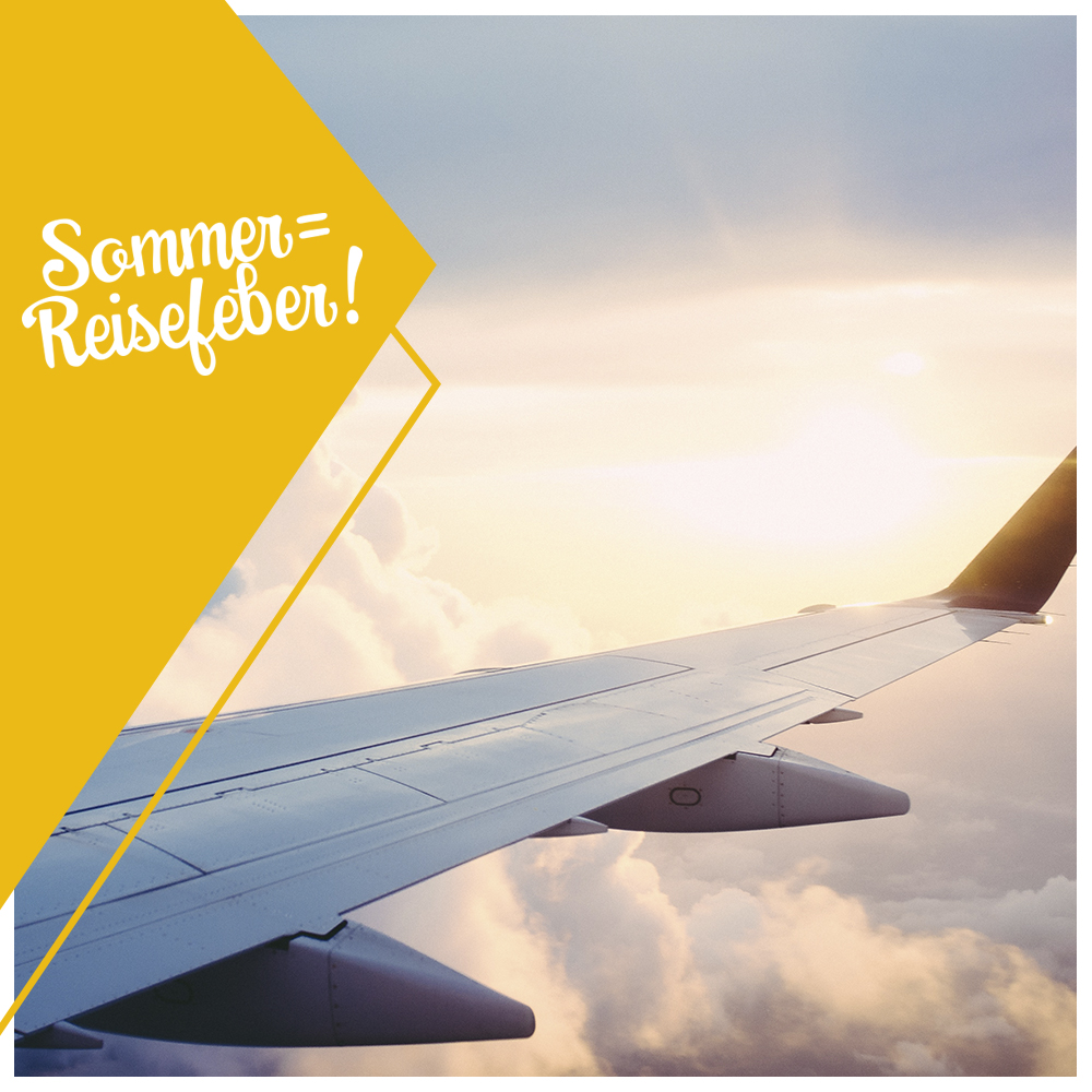 Sommer = Reisefeber