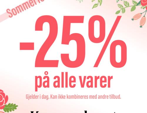 Sommerfest hos Kremmerhuset!