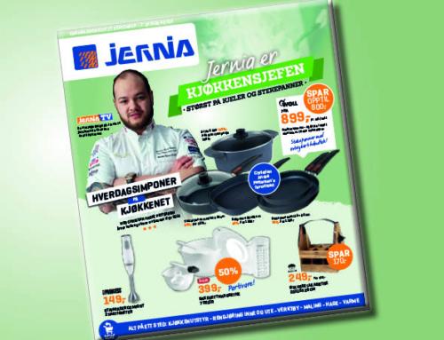 Jernia er kjøkkensjefen