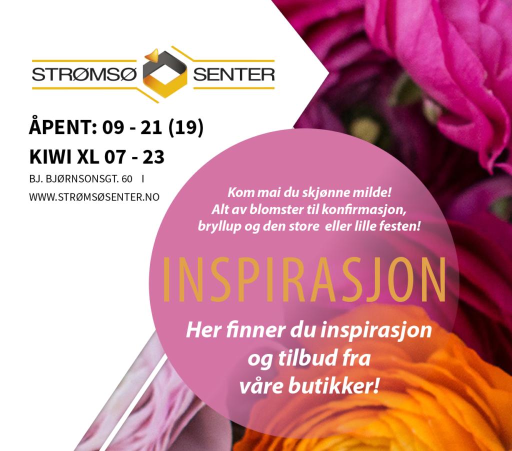Inspirasjon fra våre butikker!