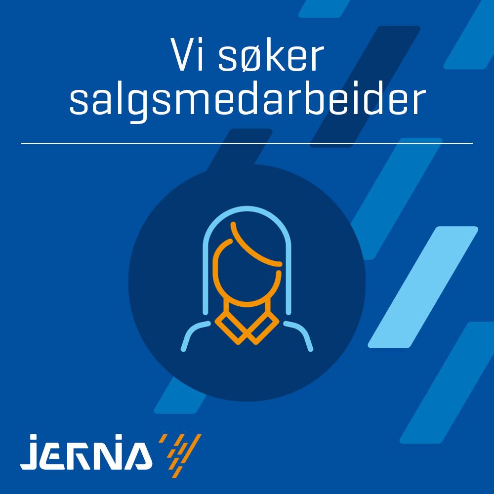 Ledig stilling hos Jernia
