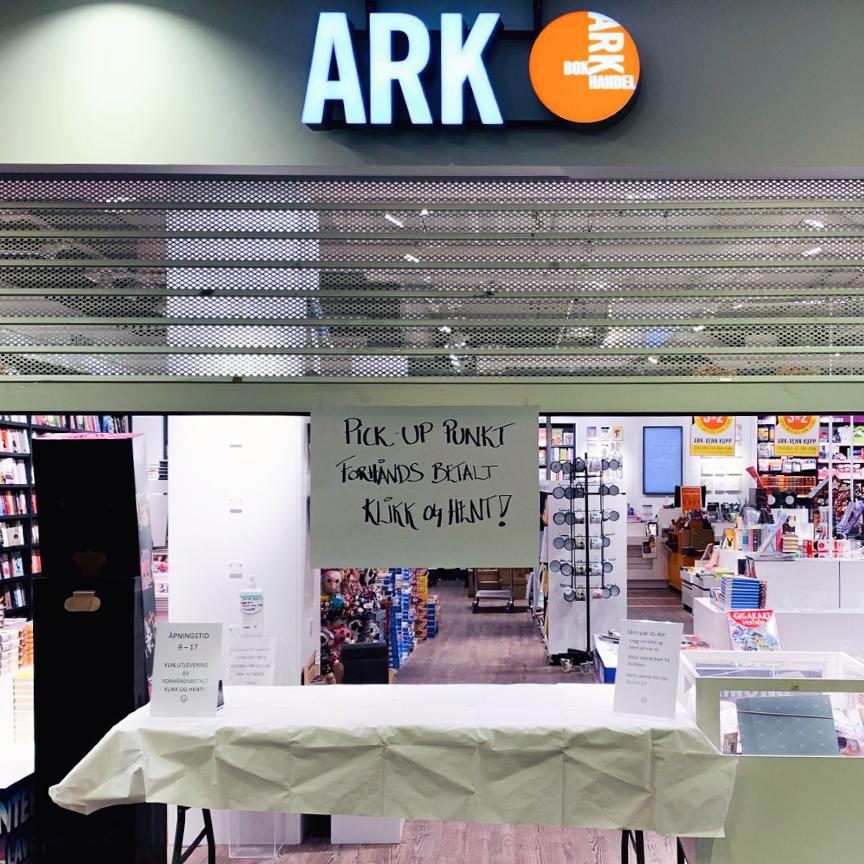 Klikk & Hent hos ARK