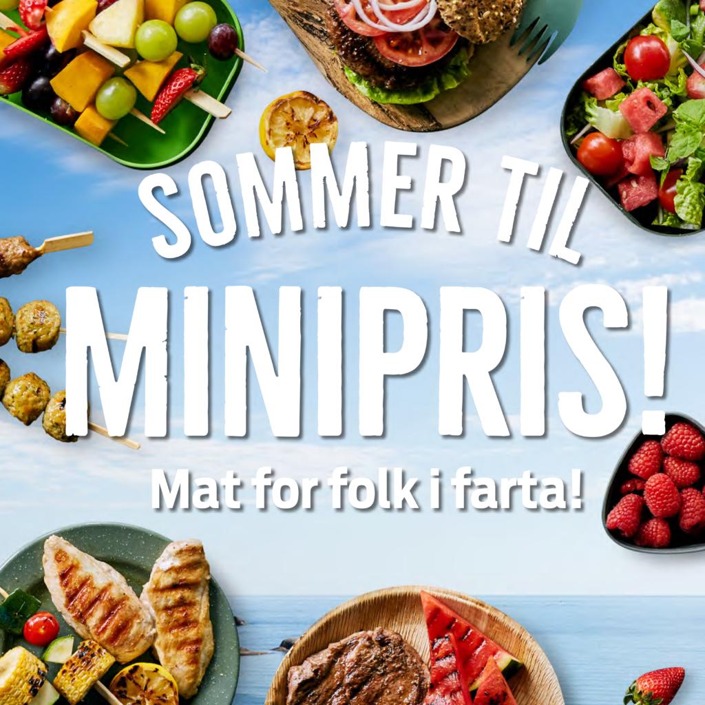 Sommer til minipris!