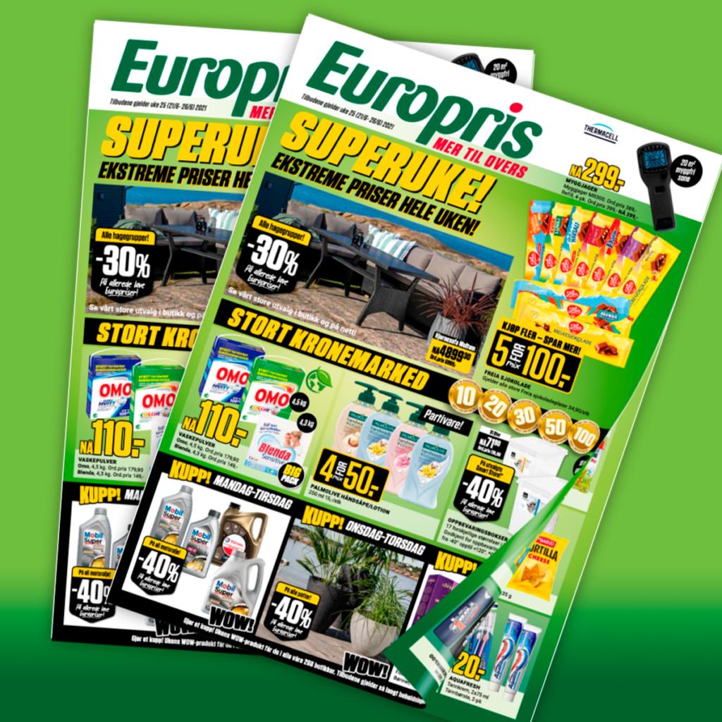 Superuke hos Europris!